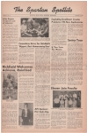 September 5th 1961 The Front Page Welcome to Our Senior Year