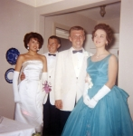 Ann Neamand & Linda Meyer with their Prom Dates